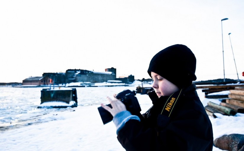 Crew Shooting …