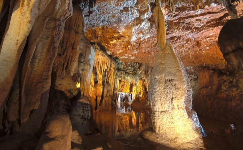 The Baredine Cave